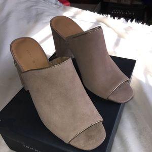 Tommy Hilfiger Shoes - NEW Tommy Hilfiger Suede sandals